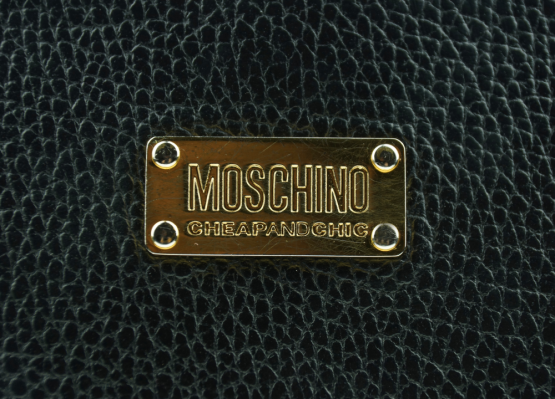 Сумка-портфель Moschino Cheap and Chic